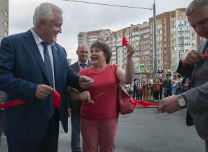 Более ста семей получили ключи от квартир в Тамбове