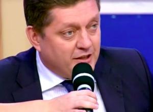 Олег Пахолков на «Первом»: Трогать бесплатное медицинское обслуживание категорически нельзя