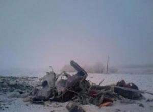 Эксперты рассказали о возможных причинах падения вертолета под Кирсановом