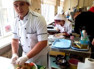 Молодые тамбовские повара собрались на конкурс