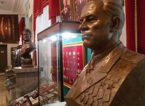 «Живите увлеченно! И обретете крылья»: еще один исторический день из жизни тамбовского Музейно-выставочного центра