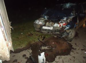 Стоя на «аварийке» мужчина попал в ДТП и «проводил» виновницу в больницу