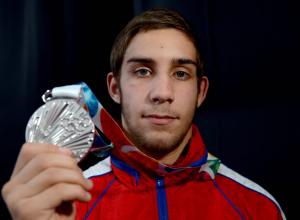 С серебром III летних юношеских Олимпийских игр тамбовского «грека» поздравил губернатор