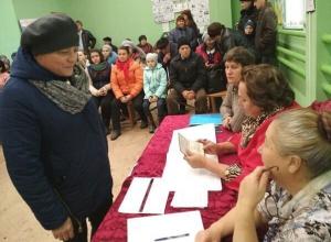 66,46 процента составила явка на выборах в Тамбовской области за 2 часа до закрытия участков