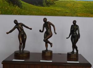 Владимир Амадео: «Я создаю скульптуры женщин, потому что, если лепить мужчину, то в его руках обязательно должно быть оружие, а женщина и без того прекрасна»
