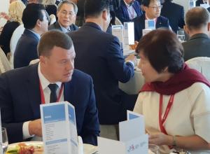 Губернатор презентовал экономический потенциал Тамбовщины корейским инвесторам