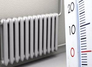 В Тамбовскую область отопление придет не раньше срока