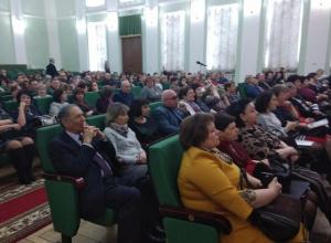 Тамбовская область – лидер по темпам развития культуры