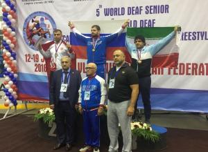 Медали чемпионата и первенства мира «взяли» тамбовчане