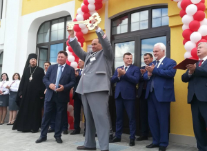 Вокзал-памятник архитектуры в Кирсанове открыт после реконструкции