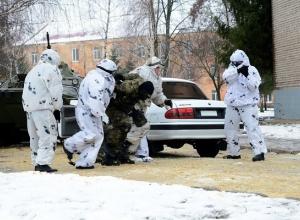 Тамбовские спецназовцы освободили заложников