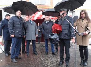 Обманутые дольщики Мичуринска получили ключи от квартир