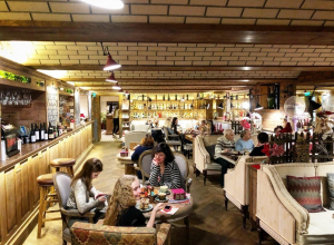 На 412 миллионов наели тамбовчане  в кафе и ресторанах