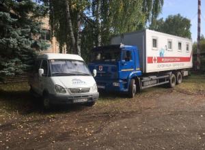 250 жителей Гавриловского района осмотрели медики