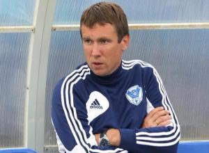 Андрей Талалаев назначен главным тренером  «Тамбова»