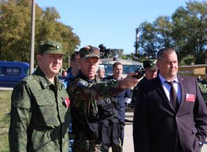 Террористы, захватившие воинскую часть в Тамбове, нейтрализованы