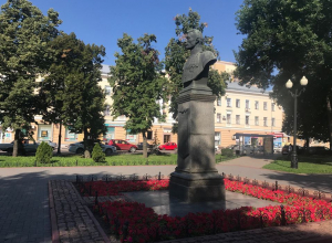 Центр Тамбова пополнится новыми памятниками героям Советского Союза