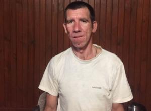 Тамбовские полицейские просят помочь установить личность мужчины, попавшего в реабилитационный центр