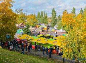 Более чем на  112 миллионов рублей наторговали участники седьмой Покровской ярмарки