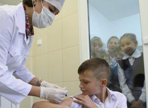 Вакцинация набирает обороты: более 4,5 тысяч тамбовчан уже обезопасили себя от ГРИППа