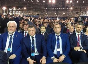 Первый вице-губернатор рассказал, что будет делать «Единая Россия» в Тамбовской области