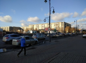 Свет обещают вернуть в центр Тамбова через полтора-два часа