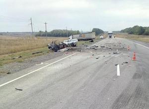 Смертью водителя закончился выезд на встречку в Жердевском районе
