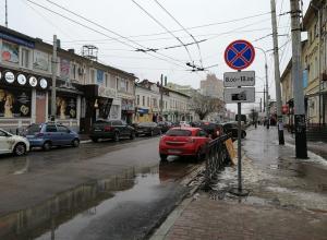 «У рынка стояла…» Каретам и машинам парковаться на Носовской отныне запрещено