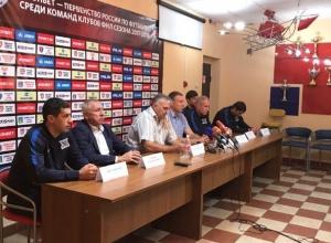 Сергей Касьянов: «Будет результат - будем двигаться дальше»