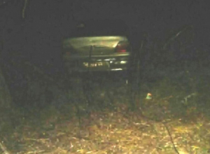 »Daewoo nexia» самостоятельно спустилась к реке, сбив насмерть мужчину, возникшего на пути