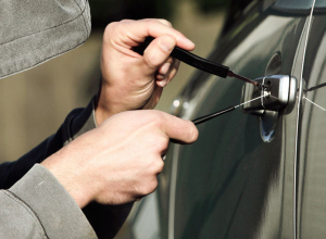 Двоих грабителей, обчистивших машину в Рассказово, поймали по горячим следам
