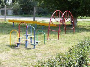 К спорту с детства: новые спортплощадки появятся в трех детских садах Тамбова