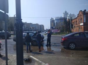 Тамбовские дороги на втором месте по безопасности