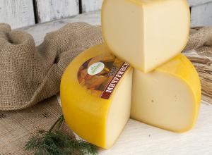 Сыр «Мичуринский» - эталон гастрономии - признан экспертами лучшим брендом в стране