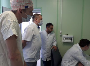Столичные кардиохирурги помогают тамбовчанам