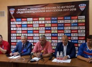 Семь новичков будут выступать в составе БК «Тамбов» в сезоне 2017-2018