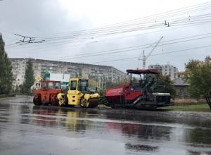 15 километров дорог Тамбова отремонтировали, но и зима пришла неожиданно, и открытым остается вопрос их качества