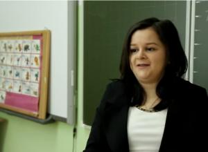 Английский с сербским акцентом: в Сабурово-Покровской школе начала работу бакалавр из Европы