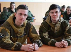 «Лихие казачьи забавы» сплотили сегодня всю Тамбовскую область