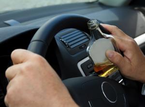 510 водителей, которые сели за руль с признаками опьянения, отстранены от вождения в этом году
