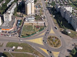 По всей России перекрестки с круговым движением заработают  «как в Тамбове»
