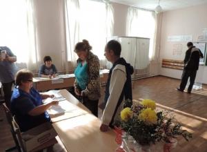 Больше 11 тысяч человек пришло на выборы в Тамбовской области до обеда