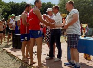 Волейбольный «Кубок Мучкапа» прошел в 21-й и, возможно, последний раз