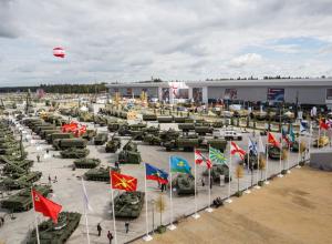 Пять предприятий ОПК представляют нашу область на форуме «Армия-2017»