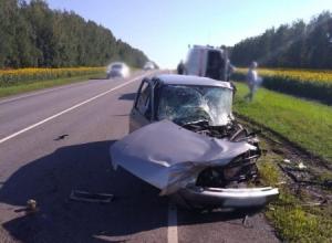 Двое человек погибли в аварии в Тамбовском районе