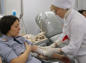 Сотрудники УФСИН стали участниками акции «Доноры Тамбовщины»