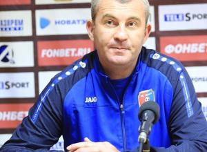 Талалаева на посту главного тренера «Тамбова» сменил его помощник