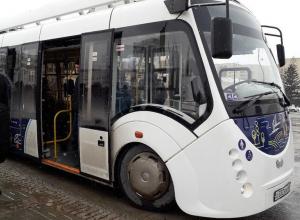 В новом электробусе тамбовчане смогут не только курсировать по городу, но и заряжать свои гаджеты