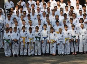 Сильнейшие спортсмены-тхэквондисты приехали на Тамбовщину готовиться к международным стартам