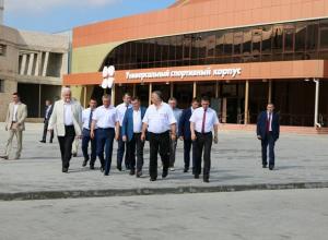 Спикер Госдумы приехал в Тамбов с рабочим визитом